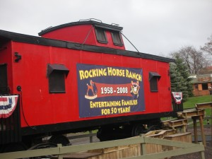 The Rocking Horse Caboose