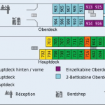 FLORENTINA-Deckplan