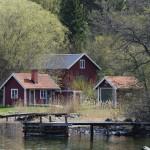Spring in Stockholm archipelago